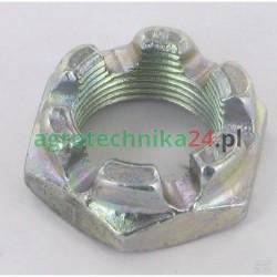 Nakrętka koronowa DIN937-M24x1 303.0193 Lemken