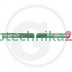 Wałek poziomy skrzyni kosiarki Z-010 Samasz 103.04.04.00