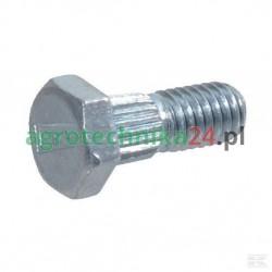 Śruba zębata nożyka M6x16 Schumacher 10931