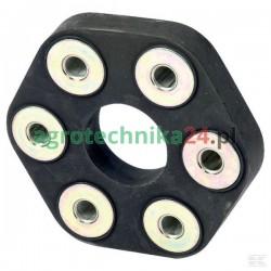 Sprzęgło gumowe silnika kombajn New Holland Case 80450679 Jurid