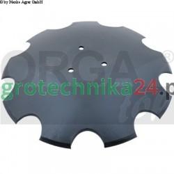 Talerz brony talerzowej uzębiony 460 x 6 mm Horsch 23246106 Orgatop