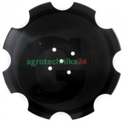 Talerz brony talerzowej uzębiony Pöttinger 00850410230 Granit