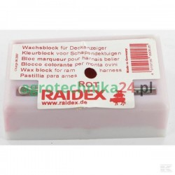 Kreda znakująca - Raidex czerwona