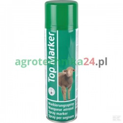Spray do znakowania owiec zielony 500 ml