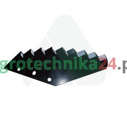 Nóż paszowozu Kuhn 20x200x8 MWS