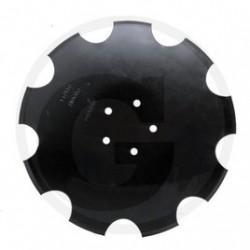 Tależ brony uzębiony do Horsch fi460 x 6mm, 5 otworów
