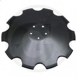 Talerz brony uzębiony do Horsch fi520 x 6mm, 5 otworów