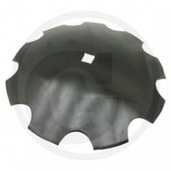 Talerz uzębiony do brony talerzowej UNIA fi460mm