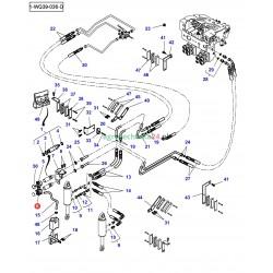 Odpowietrznik Massey Ferguson 4355900M2