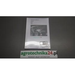 Instrukcja obsługi Fendt Farmer 307Ci/308Ci/309Ci