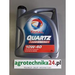 Olej Total Quartz 7000 10W40 5l