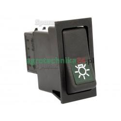 Włącznik świateł przednich MF 3611533M1