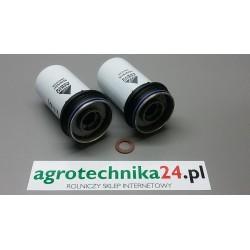 Zestaw filtrów paliwa silnika Massey Ferguson V837079718
