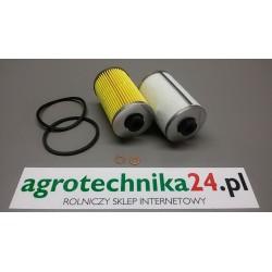 Zastaw wkładów filtra paliwowego 656KWP010X Granit