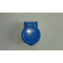 Osłona złącza hydrualicznego 38mm niebieska