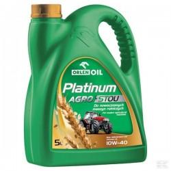 Olej Platinum Agro Stou 10W40, 5 L