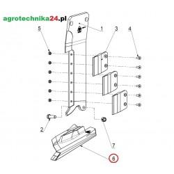 Redlica lewa Agrisem TCS-SOC653W-MC2