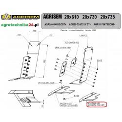 Redlica prawa Agrisem SOC2012-182 standard