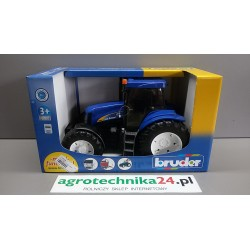 Zabawka traktor New Holland T8040