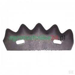 Nóż paszowozu lewy Strautmann 60503502Z