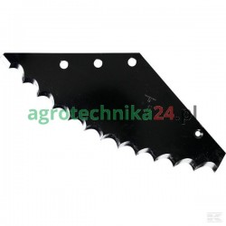 Nóż paszowozu długi Strautmann 60103504N