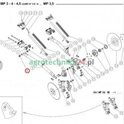 Wkładka plastikowa SPE Sulky 985230