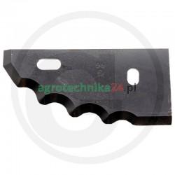 Nóż prawy/lewy parzowozu Himel/ Peccon 70-109