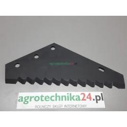 Nóż lewy parzowozu Omas/ Peecon/ Unifeed 70-133