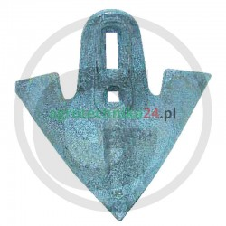 Gęsiostopka kuta matrycowo Köckerling 506014 Granit