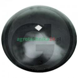 Talerz brony talerzowej gładki 660 x 97 x 41 mm Granit