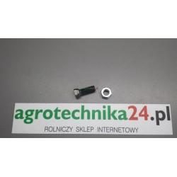 Śruba pługa z nakrętką 1/2x40 12UNC40C2F