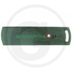 Listwa odkładnicy prawa 30 Z / ZS Fortschritt 301010104 Granit