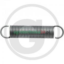 Sprężyna naciągowa długa Rabe 90063915 Granit