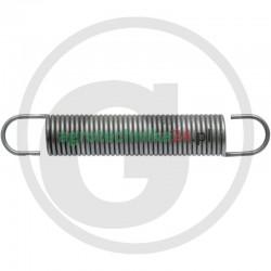 Sprężyna naciągowa krótka Rabe 90063914 Granit