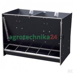 Automat paszowy warchlakowy pięciostanowiskowy dwustronny AP5W/2