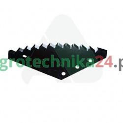 Nóż paszowozu Metal-Fach 557x215x6 MWS