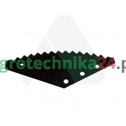 Nóż paszowozu Metaltech 545x200x6 MWS