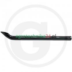 Rura wygięta pionowa emaliowana 700mm Ford 5100921 Granit
