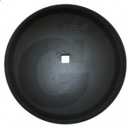Talerz gładki brony talerzowej UNIA fi560mm