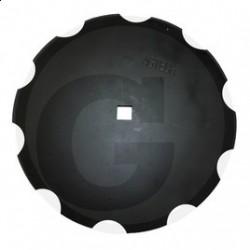 Talerz uzębiony brony talerzowej UNIA fi510mm