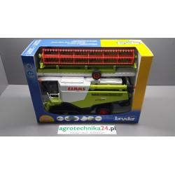 Zabawka Kombajn zbożowy Claas Lexion 780 Terra Track