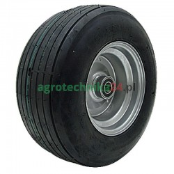 Koło kompletne rowek/T510 15 x 6.00-6 Granit