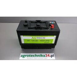 Akumulator 6V 165AH 900A