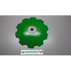 Talerz uzębiony fi510 mm Unia 1279/20-102/0