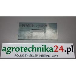 Skrobak metalowy 42084050027 Granit
