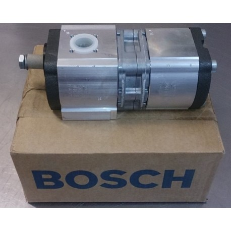 Bardzo dobra Pompa hydrauliczna Massey Ferguson 3382280M1 Bosch - agrotechnika24.pl TT08