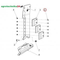 Śruba ostrza Agrisem VFHC12-030-109N