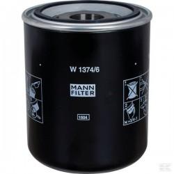 Filtr oleju hydrauliki Mann W1374/6